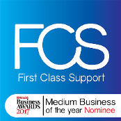 An image relating to First Class Support