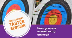 Try archery image