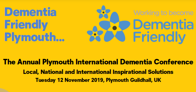 Plymouth Dementia Conference Banner
