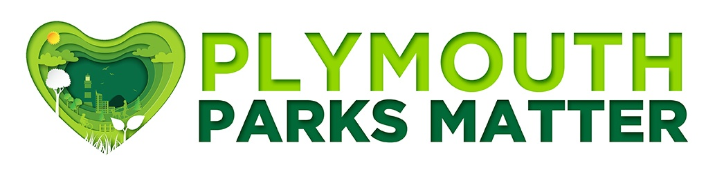 Plymouth Parks Matter Logo
