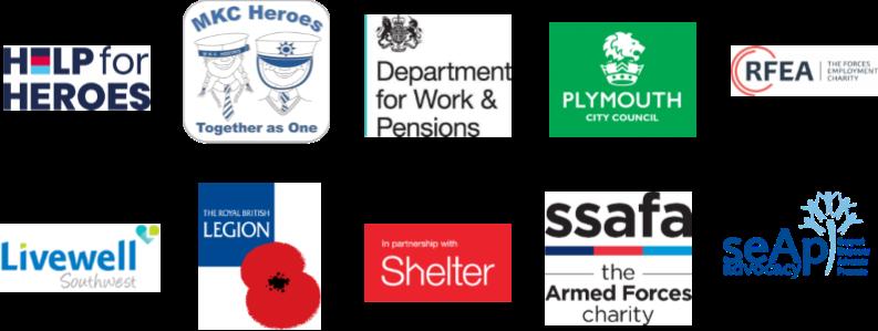 Veterans and Family Hub Partners