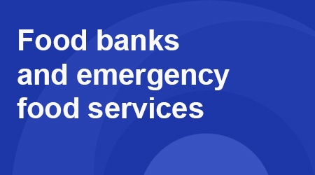 COVID-19 - Food Banks and Emergency Food Services - Caring For Plymouth