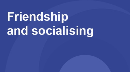 Friendship and socialising - Plymouth Young Carers