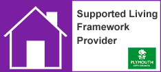 Supported Living Framework Provider Logo