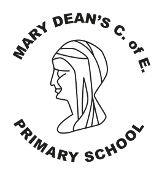 An image relating to Mary Dean's Church of England Primary School