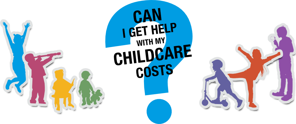 Can I Get Help With Childcare Costs Banner