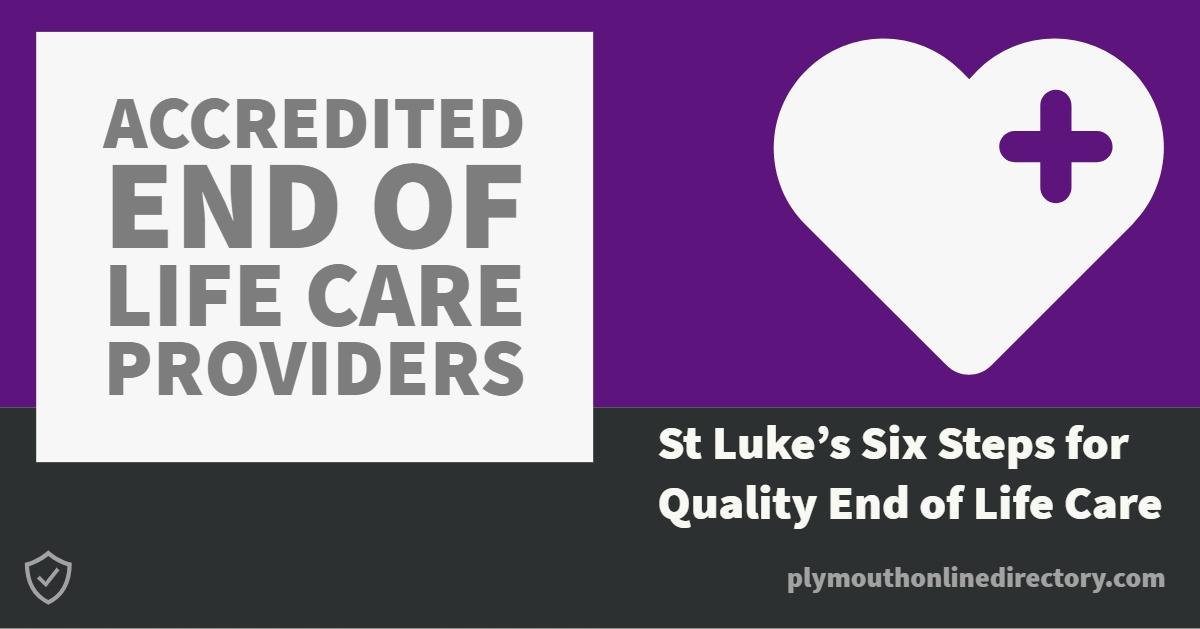 St Luke s End Of Life Banner